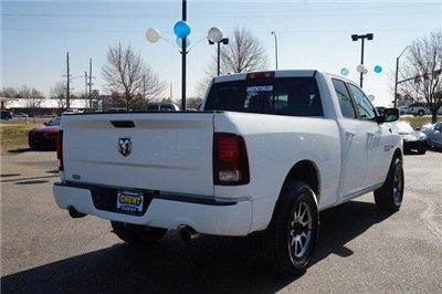 2014 Ram 1500 Quad Cab 4x4, Pickup #19301 - photo 2
