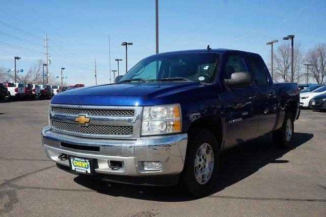 2013 Silverado 1500 Crew Cab 4x4,  Pickup #19308 - photo 4
