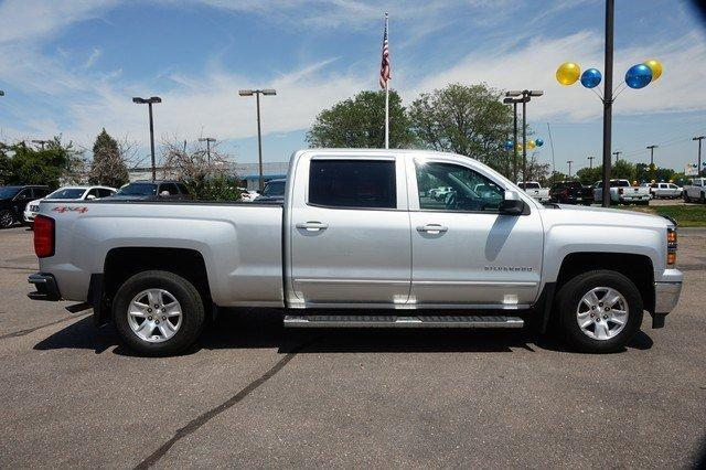 2015 Silverado 1500 Crew Cab 4x4,  Pickup #19322A - photo 3