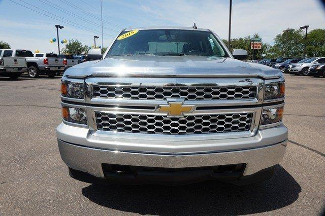 2015 Silverado 1500 Crew Cab 4x4,  Pickup #19322A - photo 5
