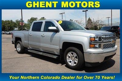 2015 Silverado 1500 Crew Cab 4x4,  Pickup #19322A - photo 1