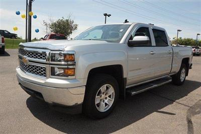 2015 Silverado 1500 Crew Cab 4x4,  Pickup #19322A - photo 4