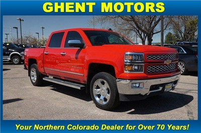 2015 Silverado 1500 Crew Cab 4x4, Pickup #19334 - photo 1