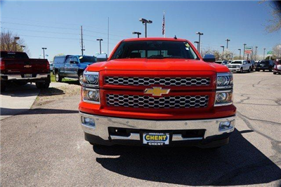 2015 Silverado 1500 Crew Cab 4x4, Pickup #19334 - photo 6