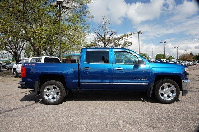 2017 Silverado 1500 Crew Cab 4x4,  Pickup #19346 - photo 3