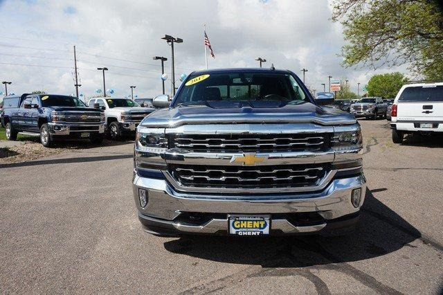2017 Silverado 1500 Crew Cab 4x4,  Pickup #19346 - photo 7