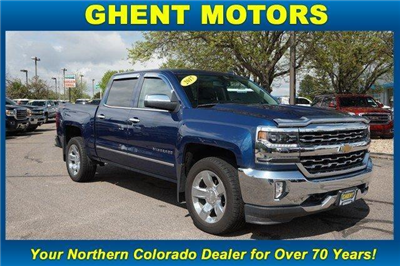 2017 Silverado 1500 Crew Cab 4x4,  Pickup #19346 - photo 1