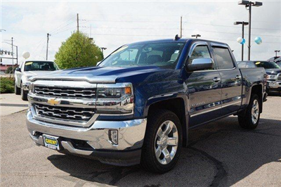 2017 Silverado 1500 Crew Cab 4x4,  Pickup #19346 - photo 4
