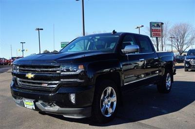 2017 Silverado 1500 Crew Cab 4x4,  Pickup #19349 - photo 4