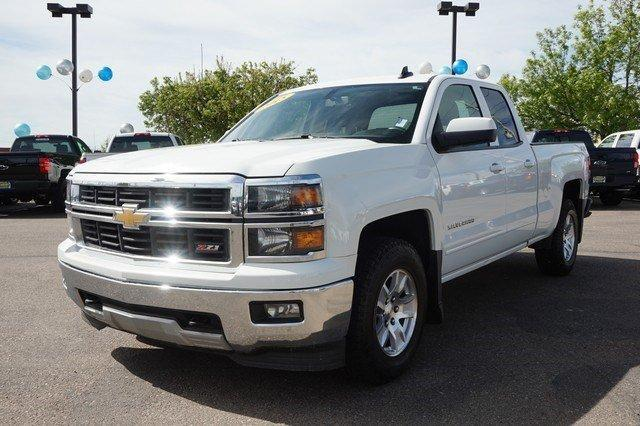 2015 Silverado 1500 Double Cab 4x4,  Pickup #19358 - photo 6