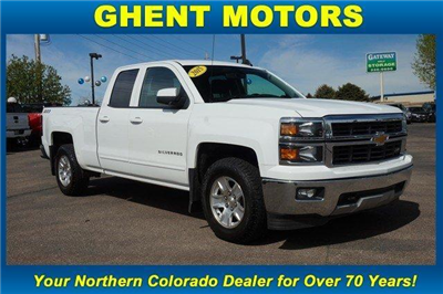 2015 Silverado 1500 Double Cab 4x4,  Pickup #19358 - photo 1