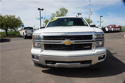 2015 Silverado 1500 Double Cab 4x4,  Pickup #19358 - photo 7