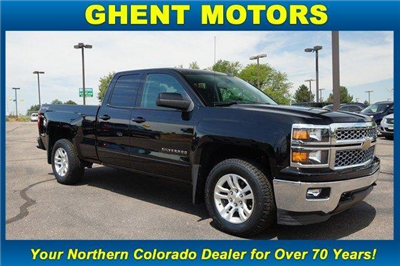 2015 Silverado 1500 Double Cab 4x4,  Pickup #19419 - photo 1