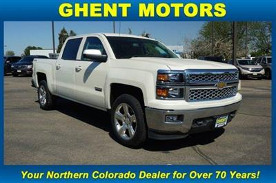 2014 Silverado 1500 Crew Cab 4x4,  Pickup #19430 - photo 1