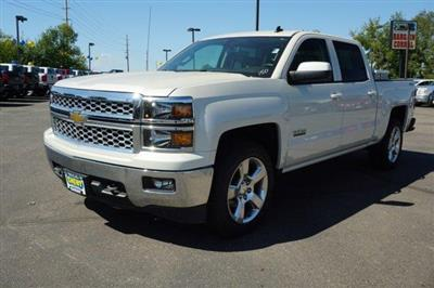 2014 Silverado 1500 Crew Cab 4x4,  Pickup #19430 - photo 5