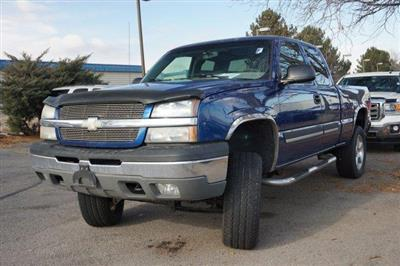 2003 Silverado 1500 Extended Cab 4x4,  Pickup #19464A - photo 2