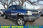2003 Silverado 1500 Extended Cab 4x4,  Pickup #19464A - photo 1