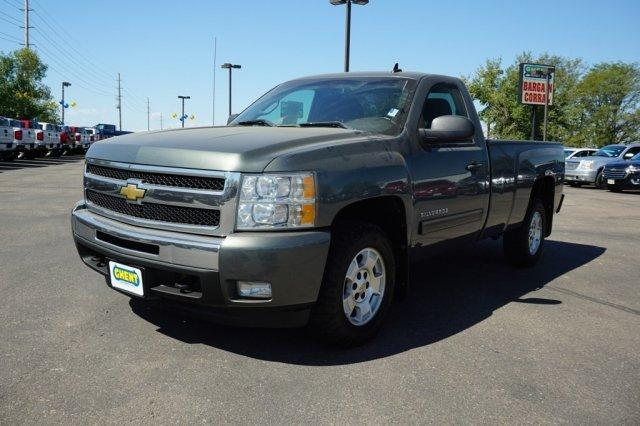 2011 Silverado 1500 Regular Cab 4x4,  Pickup #19502 - photo 4