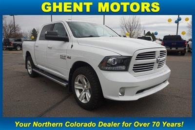2014 Ram 1500 Crew Cab 4x4,  Pickup #19606 - photo 1