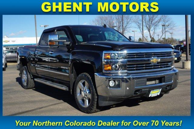 2016 Silverado 2500 Crew Cab 4x4,  Pickup #19618 - photo 1