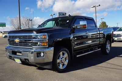 2016 Silverado 2500 Crew Cab 4x4,  Pickup #19618 - photo 4