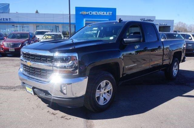 2017 Silverado 1500 Double Cab 4x4 Pickup #C133091 - photo 4