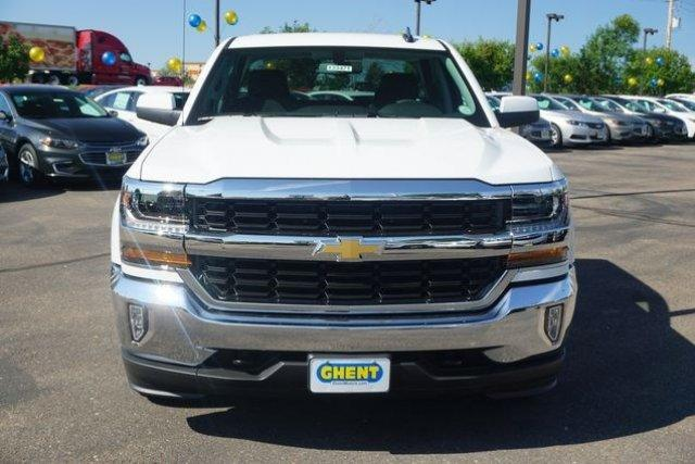 2018 Silverado 1500 Double Cab 4x4, Pickup #C133471 - photo 5