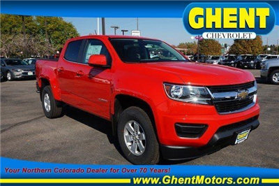 2018 Colorado Crew Cab 4x4 Pickup #C133536 - photo 1