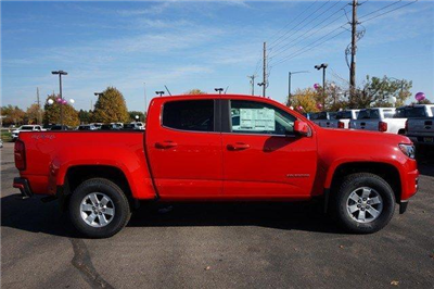 2018 Colorado Crew Cab 4x4 Pickup #C133536 - photo 3
