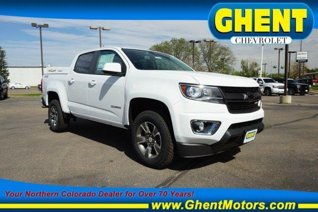 2019 Colorado Crew Cab 4x4,  Pickup #C134183 - photo 1