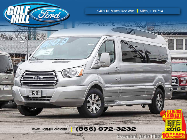 2017 Transit 150 Passenger Wagon #170488 - photo 1