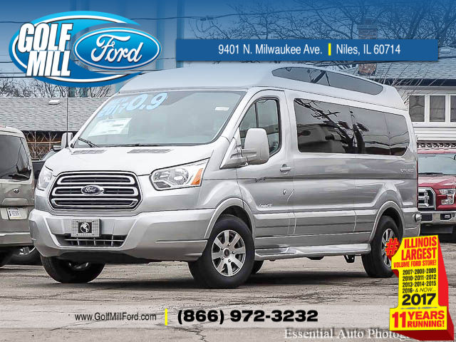 2017 Transit 150 Low Roof, Passenger Wagon #170488 - photo 1