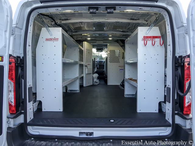 2017 Transit 250 Low Roof, Weather Guard Van Upfit #170512 - photo 2