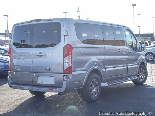 2017 Transit 150 Low Roof, Passenger Wagon #170594 - photo 2