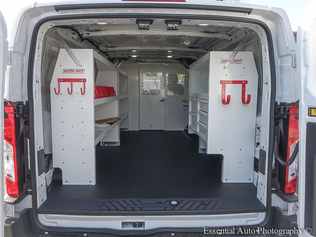 2017 Transit 150 Low Roof, Weather Guard Van Upfit #170832 - photo 2