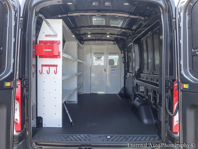 2017 Transit 150 Medium Roof, Weather Guard Van Upfit #170930 - photo 2