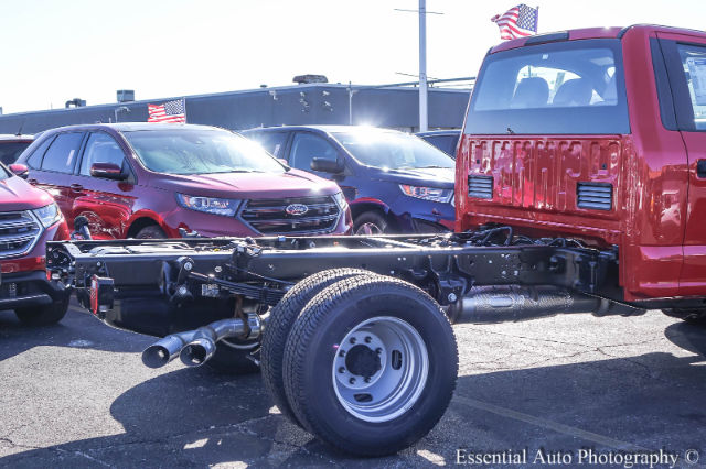 2017 F-350 Regular Cab DRW 4x4 Cab Chassis #171080 - photo 8