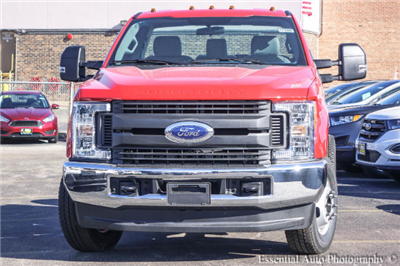 2017 F-350 Regular Cab DRW 4x4 Cab Chassis #171080 - photo 6