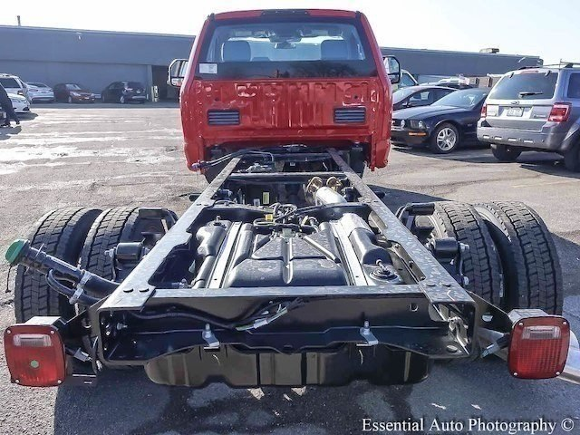2017 F-450 Regular Cab DRW 4x4 Cab Chassis #171309 - photo 23