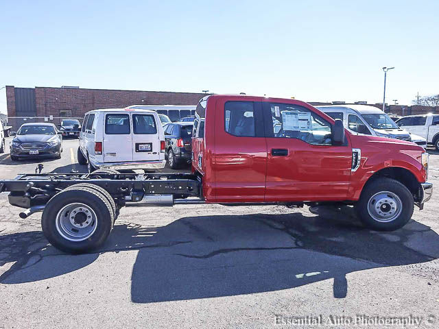 2017 F-350 Super Cab DRW Cab Chassis #171331 - photo 10