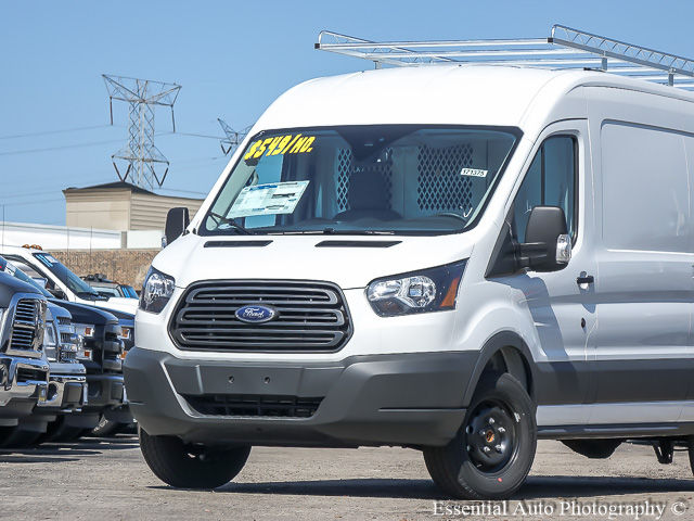 2017 Transit 250 Medium Roof, Weather Guard Van Upfit #171375 - photo 4