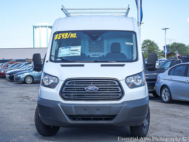 2017 Transit 250 Medium Roof, Weather Guard Van Upfit #171375 - photo 6