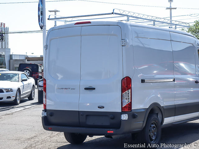 2017 Transit 250 Medium Roof, Weather Guard Van Upfit #171375 - photo 8
