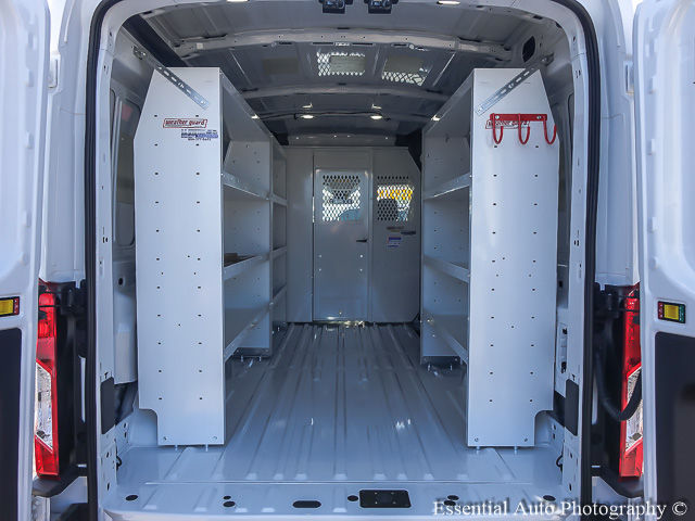 2017 Transit 250 Medium Roof, Weather Guard Van Upfit #171375 - photo 2