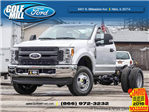 2017 F-350 Regular Cab DRW 4x4 Cab Chassis #171468 - photo 1