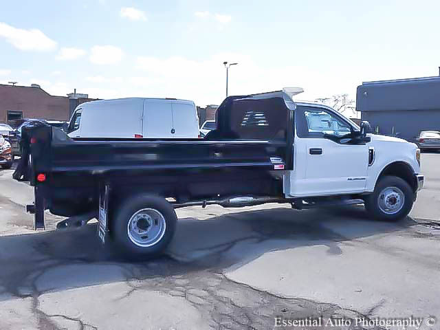 2017 F-350 Regular Cab DRW 4x4, Monroe Dump Body #171603 - photo 10