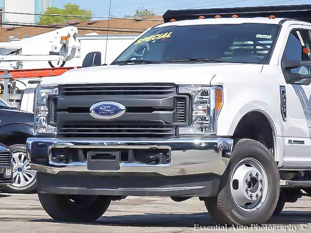2017 F-350 Regular Cab DRW 4x4, Monroe Dump Body #171603 - photo 3
