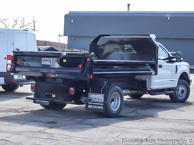 2017 F-350 Regular Cab DRW 4x4, Monroe Dump Body #171603 - photo 2