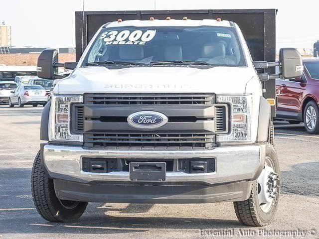 2017 F-550 Regular Cab DRW 4x4, Knapheide Landscaper Bodies Landscape Dump #171604 - photo 6