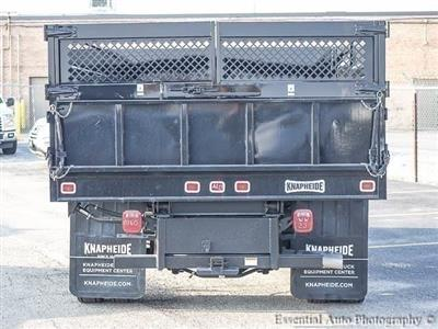 2017 F-550 Regular Cab DRW 4x4, Knapheide Landscaper Bodies Landscape Dump #171604 - photo 7